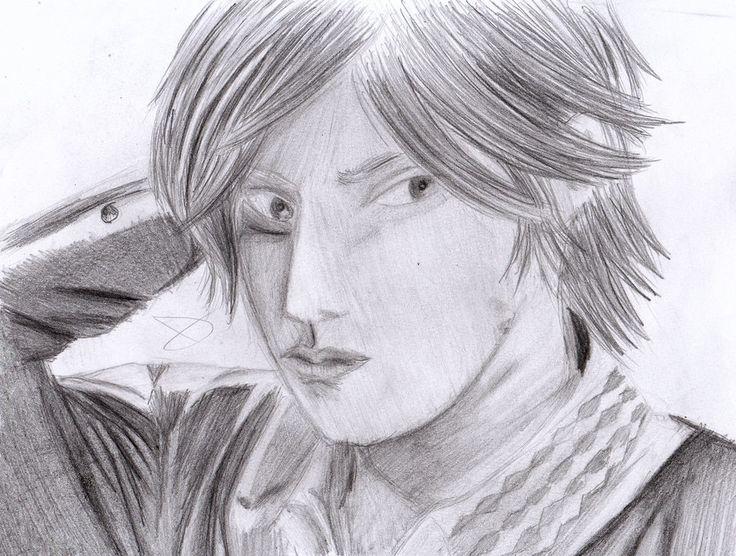 Watanabe Daisuke by TheBlastvampire
