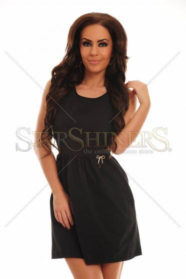 Rochie PrettyGirl Upper Black