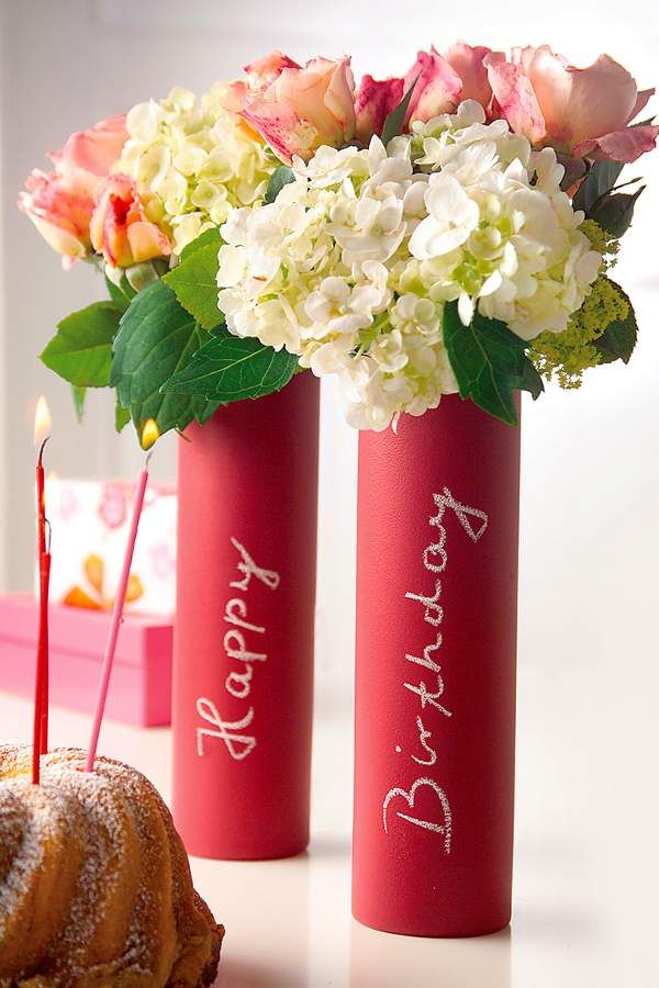 Happy Birthday! From a very clever party planner.