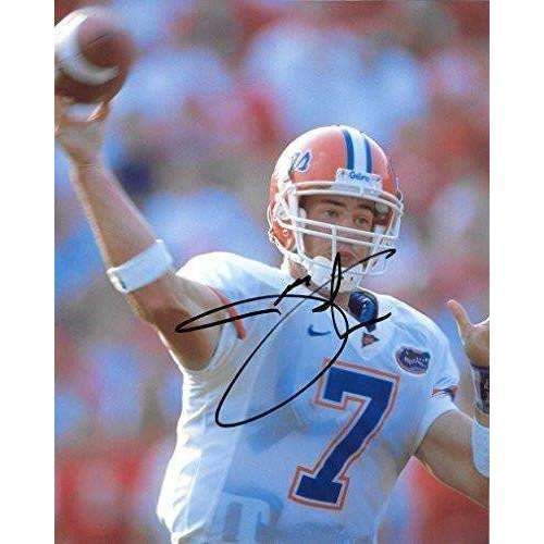 Jesse Palmer, Florida Gators, Signed, Autographed 8x10 Photo, A COA With A Proof Photo of Jesse Signing Will Be Included