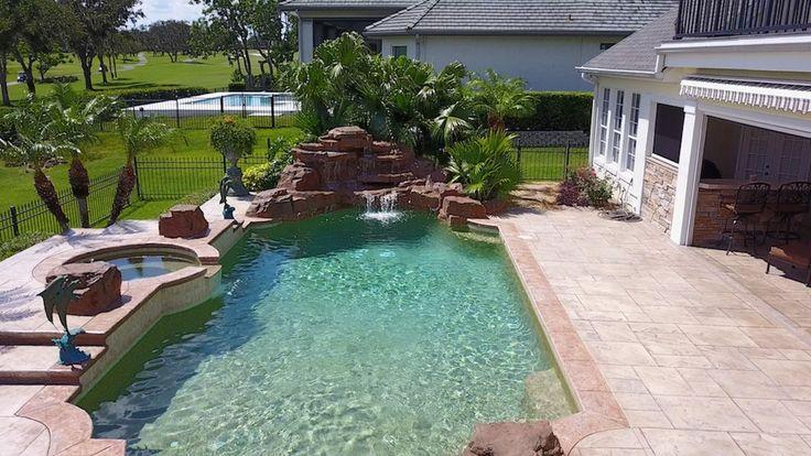 Bay Hill Pool  Bay Hill Golf Front House | Orlando, FL | 5 BR 4 BA 3.5 CAR | Listing Price: $1,300,000 www.homesfromjan.com