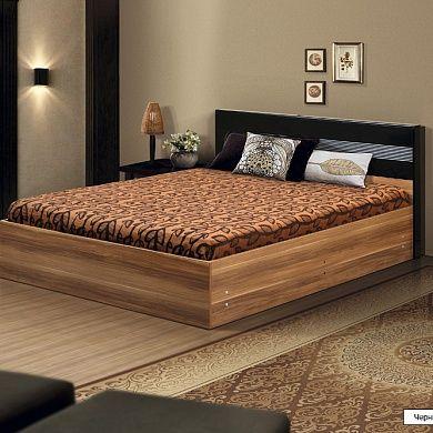 Кровать Ева-4 1400 мм купить в Екатеринбурге | Мебелька