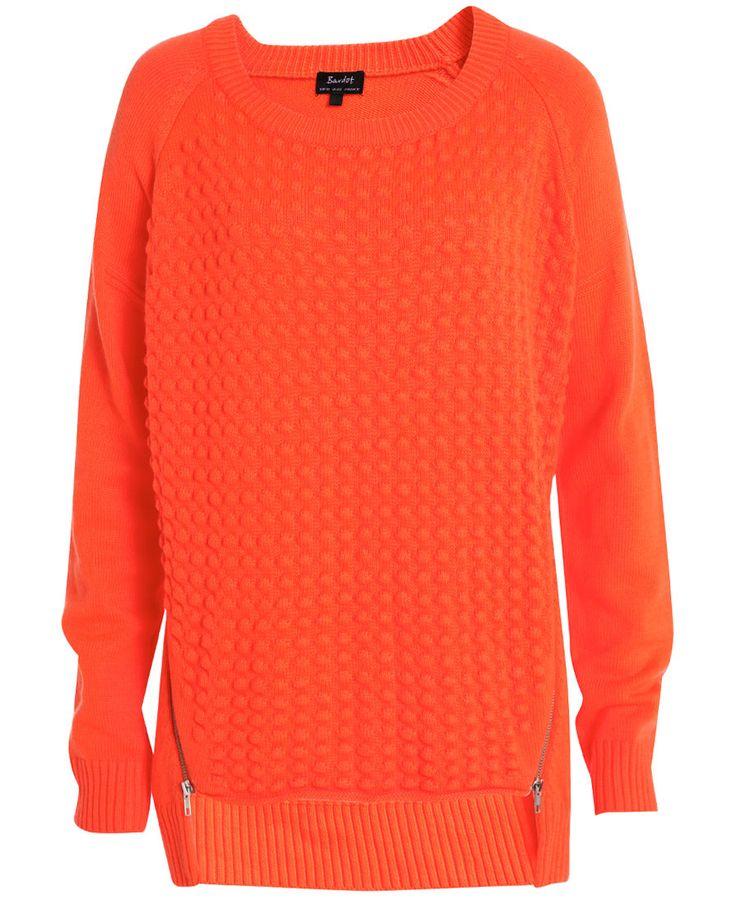 Bardot Jackson Sweater in Orange