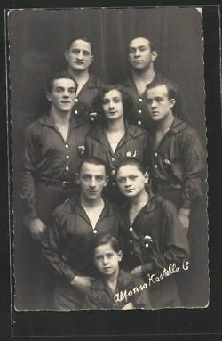 Zirkus Hagenbeck