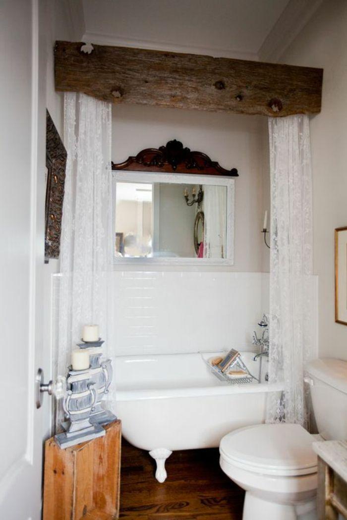 The 25+ best Rideau salle de bain ideas on Pinterest | Rideaux de ...