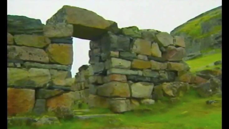 The Lost Vikings. Documentary on the failure of the Greenland Colony. I think the conclusions they draw from the textile evidence are hogwash, but  the rest of it seems pretty solid.