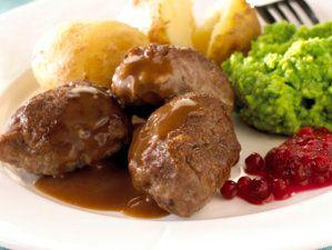 Norwegian meatballs