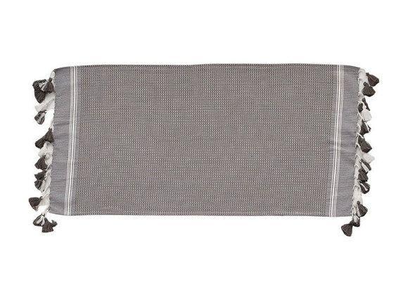 100% Organic Cotton Hand Towel. #handtowel #handtowelsetgift #style  #filblanc #