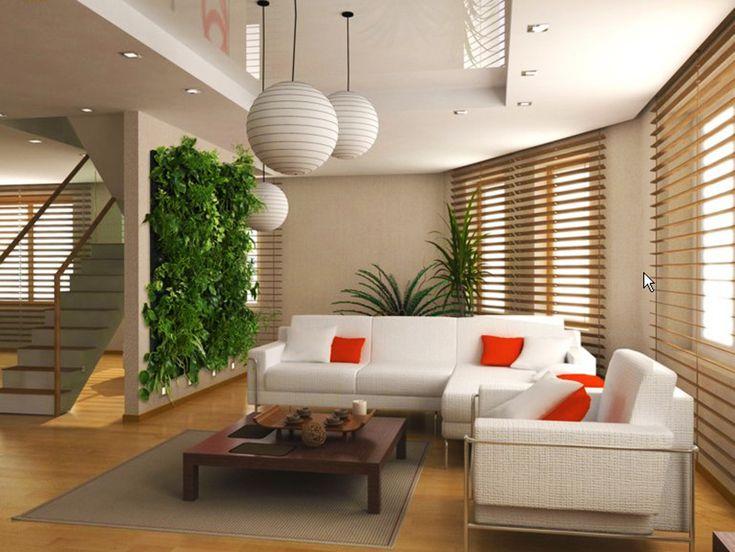 50 best Decoración de Salas con Plantas images on Pinterest   Home ...