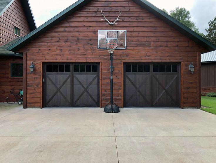 Sline Overlay Garage Doors By C H I, Hammond Garage Doors