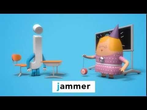 ▶ Leren lezen met Lijn 3 | Letterfilmpjes | De letter j - YouTube