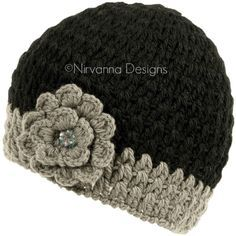 Do you like this hat from Nirvanna Designs? Check out my free pattern inspired by this popular hat. Over The Apple Tree
