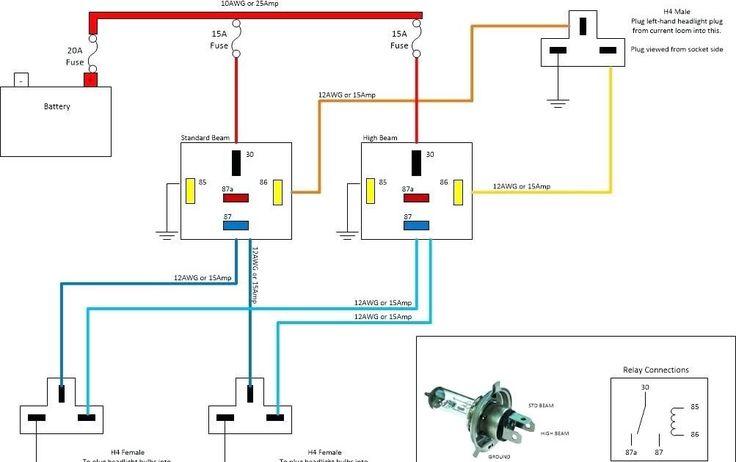 91 Camaro Headlight Wiring Diagram In 2021 Land Rover Defender Automotive Electrical Fuse Box