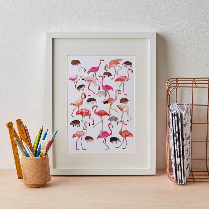 Trend Alert Dalmatian Print Home Decor: Best 25+ Flamingo Decor Ideas On Pinterest