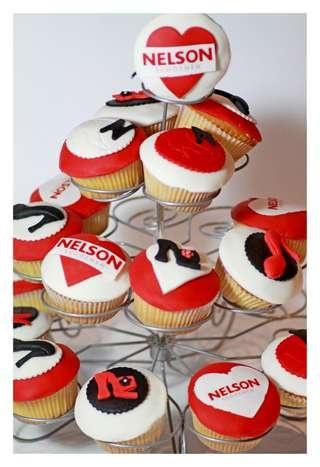 cupcakes Nelson Schoenen