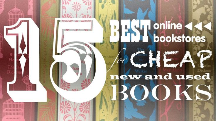 Looking for new books, used books, or textbooks? Sites that offer cheap books abound on the web. We've paged through them to bring you 15 of the very best.