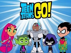 Teen Titans Go Oyunu