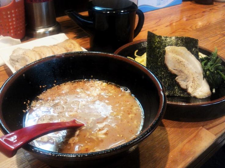 大桜「つけ麺+トッピングチャーシュー」
