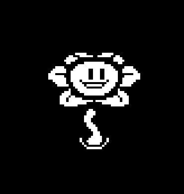 Undertale, Flowey the Flower, GIF