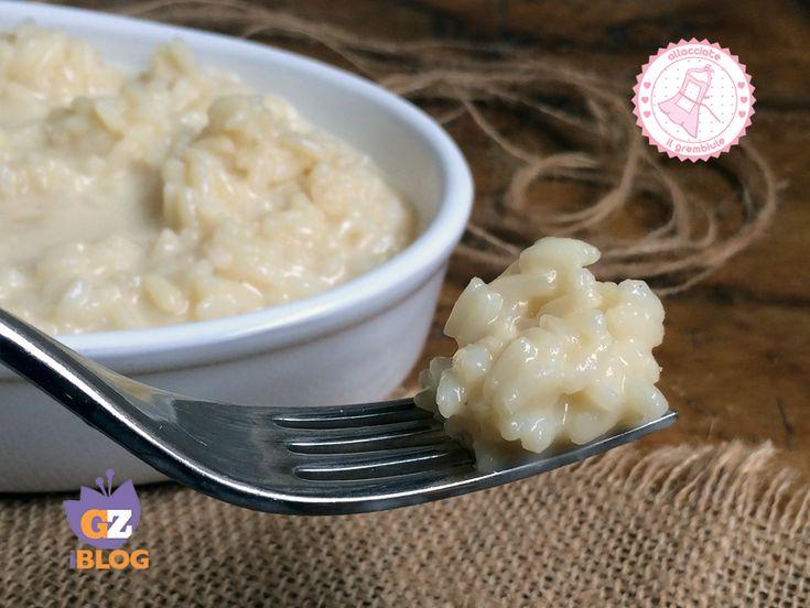 il risotto alla parmigiana è semplicissimo e veloce da realizzare….buonissimo e vi servirà da base per tutti i vostri risotti.