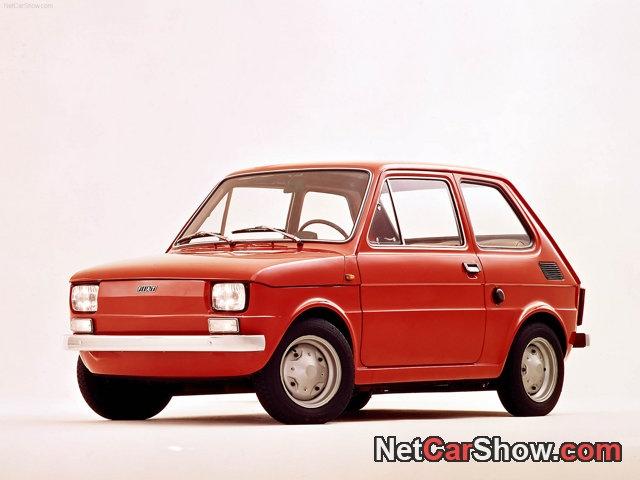 Mały Fiat 126p