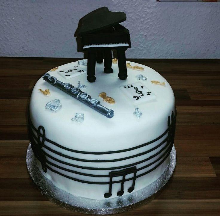 Musik Kuchen / music cake