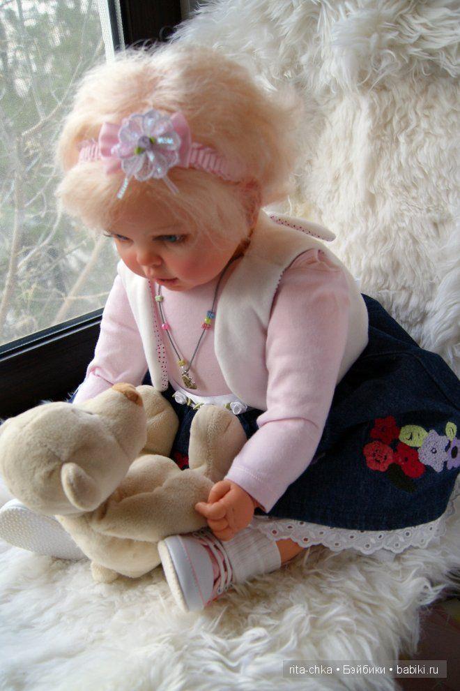 Переделка куклы - подарок для мамы / Кукольная мастерская: ремонт и реставрация кукол / Бэйбики. Куклы фото. Одежда для кукол