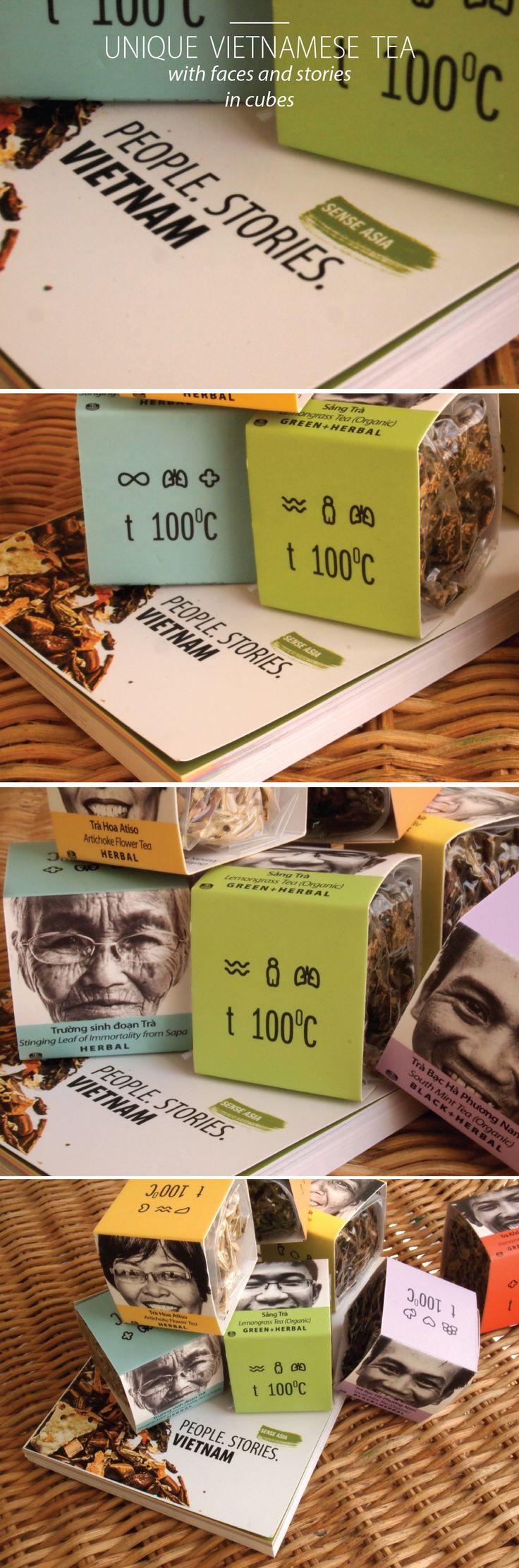 Sense Asia Tea http://senseasia.net/ Unique Vietnamese Teas with faces &…