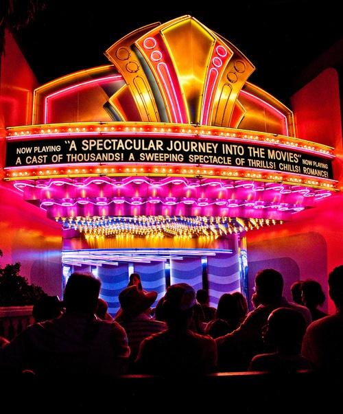 The Great Movie Ride at Disney's Hollywood Studios, Walt Disney World, FL