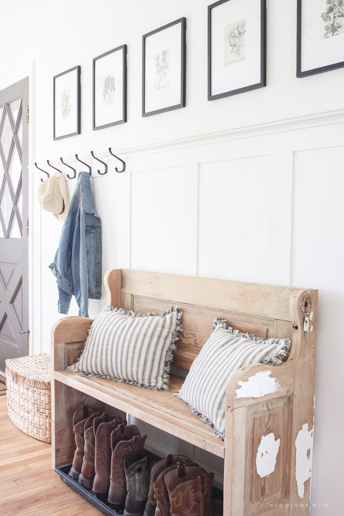 Simply Summer Home Tour. Dutch HouseEntryway IdeasDecorating Your ...