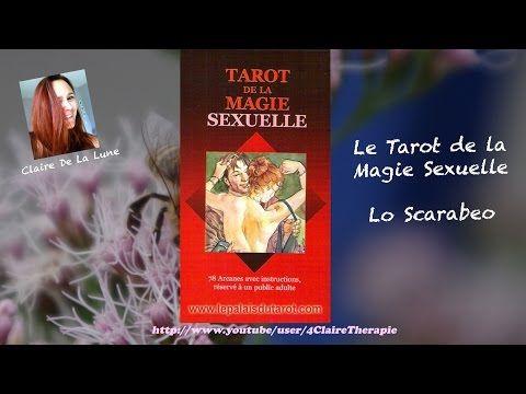 (52) Tarot de la Magie Sexuelle - Lo Scarabeo (Video, review) - YouTube
