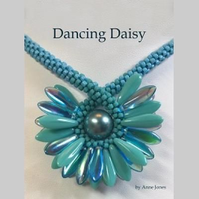 Dancing Daisy - You can access the tutorial for free! Join http://www.diybeadingclub.com/amember/cart/index/product/id/52/c/ #beading #beadingtutorial #tutorial #jewelrymaking #jewelry #handmadejewelry #handmade #diy #diyjewelry #diyjewelrymaking