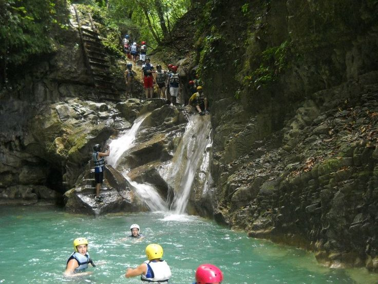 Waterfalls Adventure (27 Charcos) – Marysol Tous Amber Cove Dominican Republic