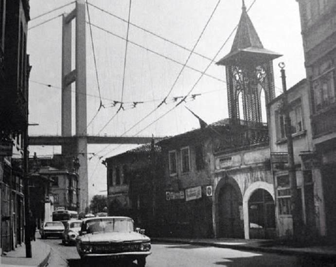 Ortaköy, 70ler #ortaköy #istanlook