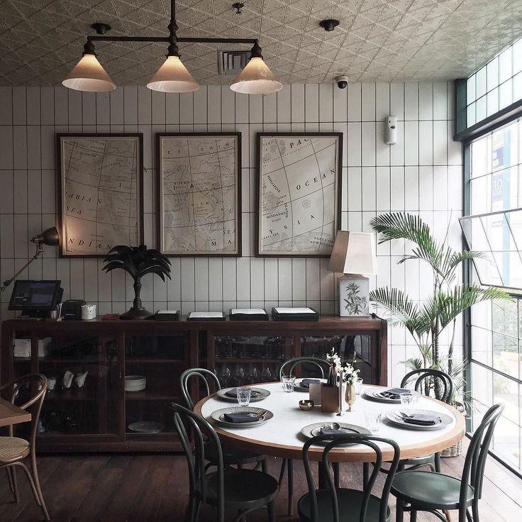 "whatinspiresdancaji: ""had my friyay lunch in my favourite thai restaurant 😘 @jevaline by tishakazan http://ift.tt/1O10alX """