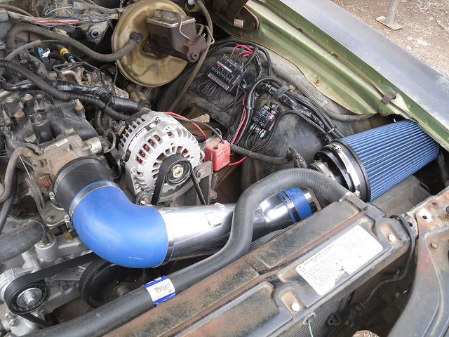 A Body Ls Swap Cold Air Intakes Diy Or Purchased Page