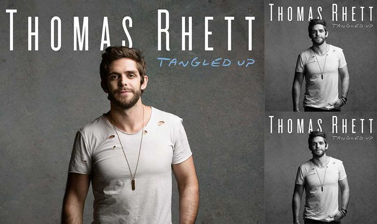 Thomas Rhett Releases New Album Details