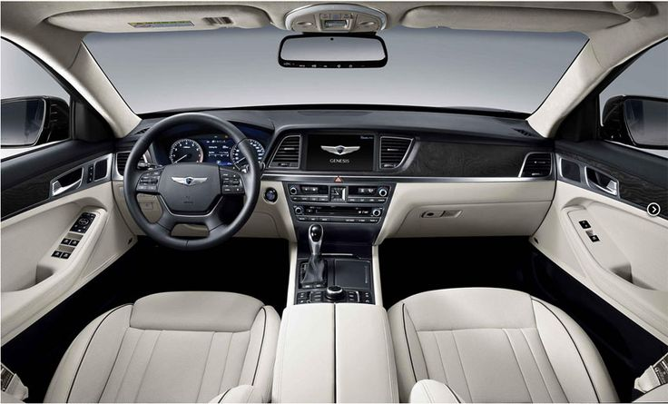 Hyundai Genesis 2014 - 2015 review car automobile