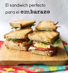 Sandwich para embarazadas con alimentos esenciales (fotos) - Blog de BabyCenter