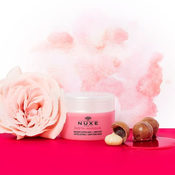 The Exfoliating and Unifying Mask: With a pretty i…