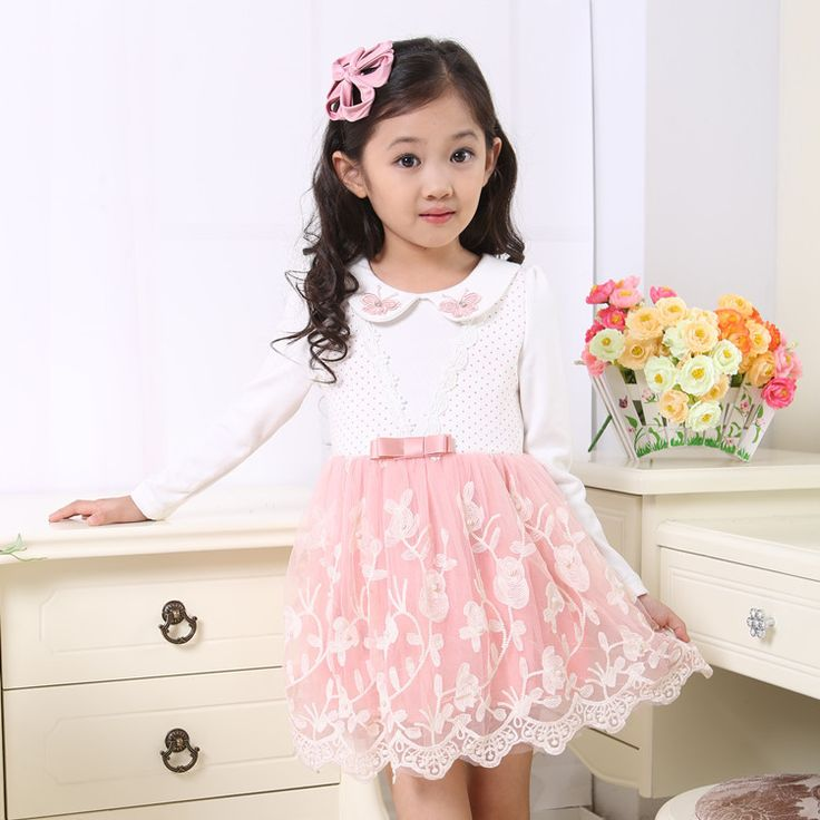 Find More Dresses Information about Girls princess dress child models 2014 Spring Korean children long sleeved lace dress Free shipping,High Quality dress support,China dress shoes free shipping Suppliers, Cheap dress up dress up games from Children's Clothing Center on Aliexpress.com