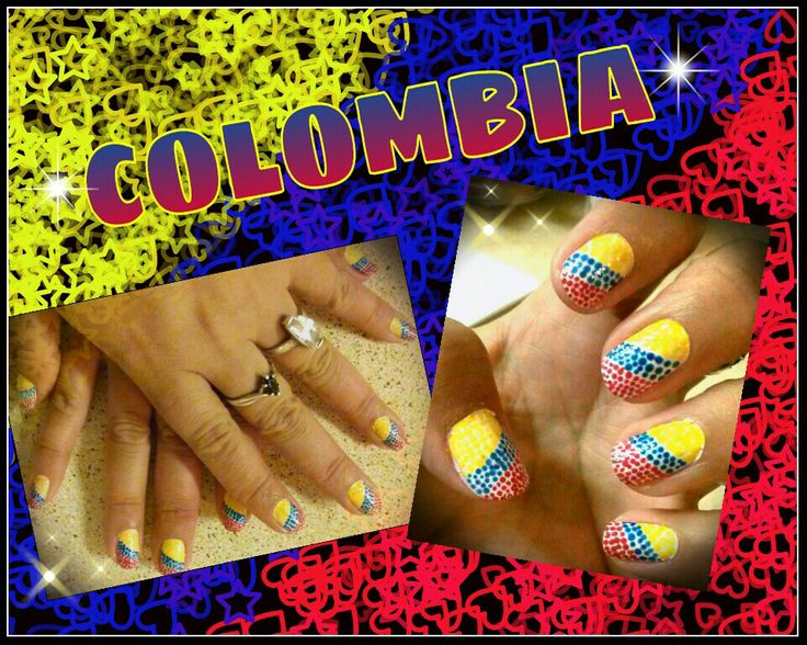 What Manicure Colombians