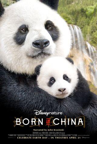 @Disney #BornInChina #advancescreening #contest #disney