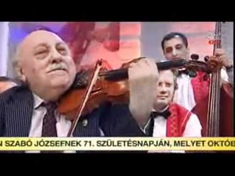 100 Tagú Cigányzenekar: Boross Lajos Kossuth-díjas prímáskirály hegedű szóló - YouTube