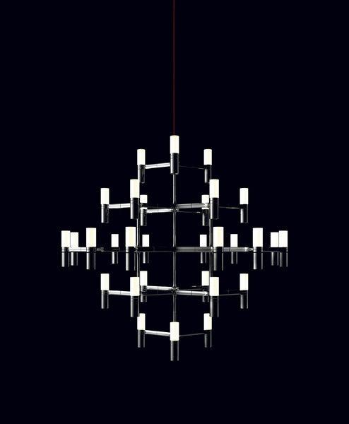 #lighting #lamp #chandelier. Jens & Laub.