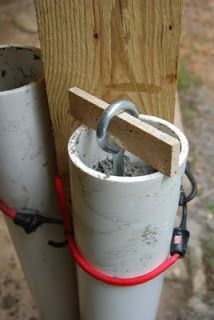 How To Make Your Own Tent Weights