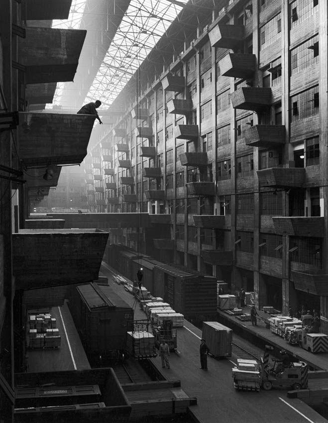 1948. Az amerikai hadsereg brooklyni hadianyag ellátó terminálja
