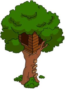 Bart's Tree House - The Simpsons: Tapped Out Wiki