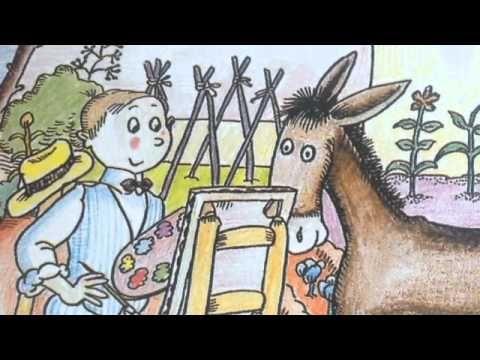 ▶ Joan Miró. Un resumen de su vida... Para niños. - YouTube