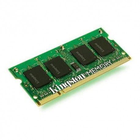 Kingston SODIMM DDR3 - 2GB KVR16S11S6/2 Model  KIMO0EXX Condition  New  Kingston SODIMM termurah hanya di Gudang Gadget Murah. Memory RAM laptop / notebook 2GB type DDR3 1600MHz, 204-pin SODIMM
